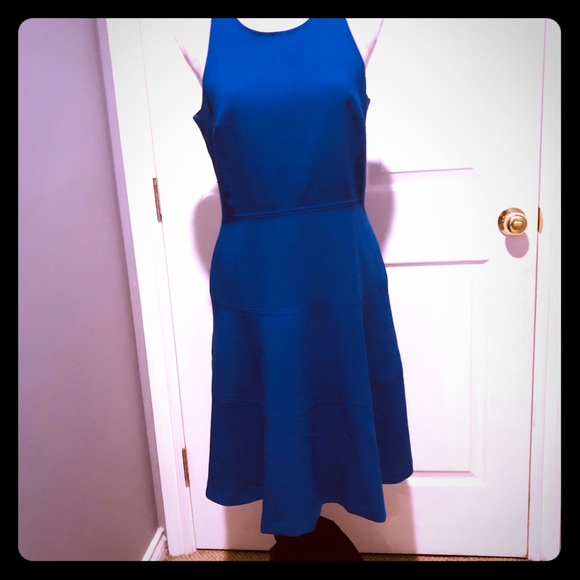 Banana Republic fitted dress.
